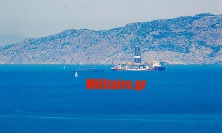 Λίγη ώρα πριν. Αυτή η κίνηση του τουρκικού γεωτρύπανου YAVUZ δυτικά προς την Κρήτη δείχνει τι έρχεται.