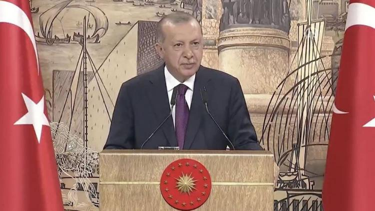 Ερντογάν: H Τουρκία ανακάλυψε 320 δισ. κυβικά μέτρα φυσικού αερίου στη Μαύρη Θάλασσα.