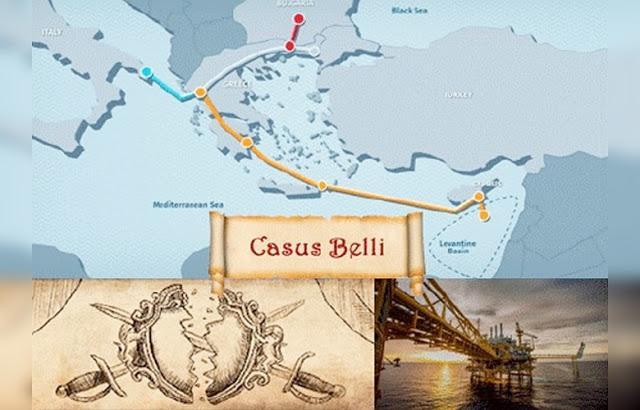 Το «casus belli» του Αιγαίου οδηγεί στο «casus beli» των Στενών.