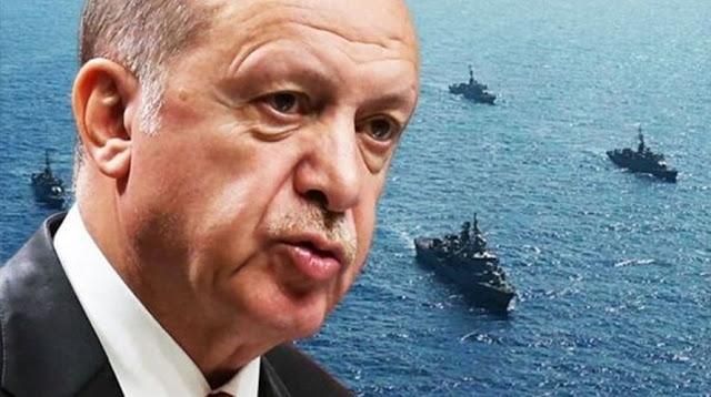 El Balad: Τα τύμπανα του πολέμου χτυπούν στην ανατολική Μεσόγειο.