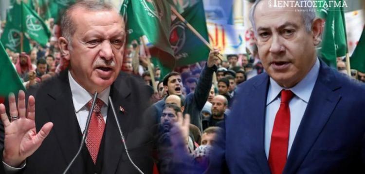 """Οι Ισραηλινοί διέσυραν τις Βρυξέλλες: """"Η ΕΕ άφησε αβοήθητη την Αθήνα-Η Ελλάδα ίδρυσε τον ευρωπαϊκό πολιτισμό & εσείς στηρίζετε τους Τούρκους;"""" """"Βόμβα"""" από τους Ισραηλινούς"""