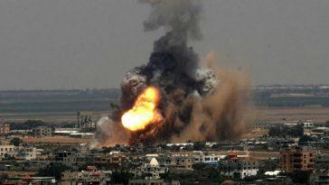 Ισραήλ: Αεροπορικοί βομβαρδισμοί εναντίον Χεζμπολάχ και Χαμάς σε Λίβανο και Γάζα
