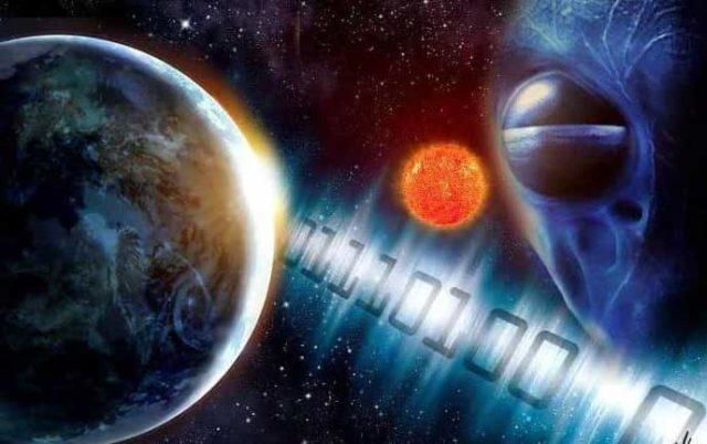 """""""Αφήστε τη Γη"""": Ένα Μυστηριώδες Μήνυμα στον Δυαδικό Κώδικα. Μία Προειδοποίηση για την Ανθρωπότητα;!"""