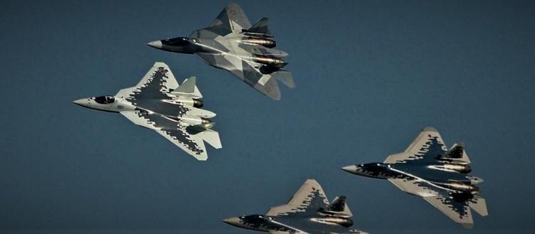 Μαχητικό Su-57: «Άμεσα παραδοτέο στην ελληνική Πολεμική Αεροπορία αν το επιθυμεί» λένε πηγές της ROSTEC