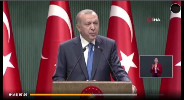 Ερντογάν σε Μακρόν: «Ο χρόνος σου είναι σύντομος, θα φύγεις»