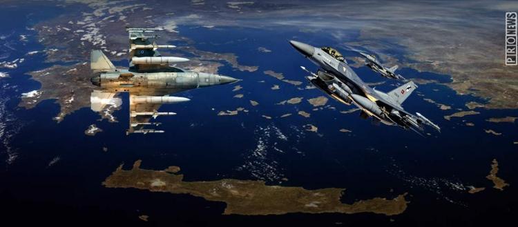 Σύμβουλος Ρ.Τ.Ερντογάν: «Η Αεροπορία μας θα καταρρίψει 6 ελληνικά μαχητικά – Θα πυροβολήσω Έλληνα πιλότο στο κεφάλι»