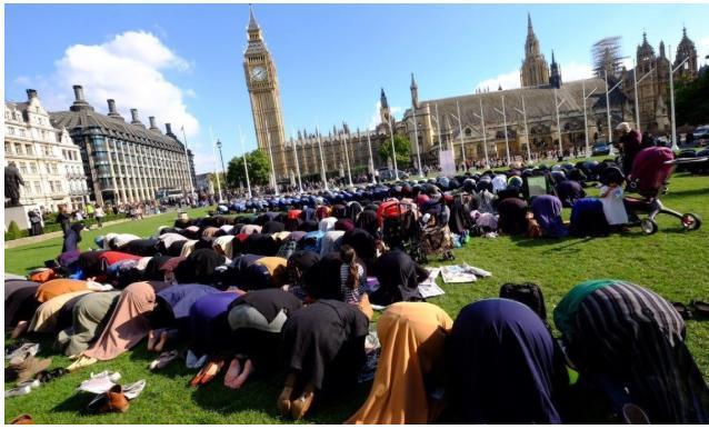 Η Μουσουλμανική Ευρώπη