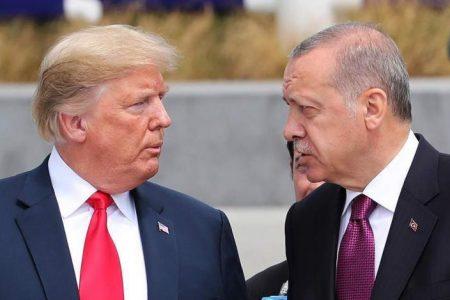 Δύο αποκαλύψεις. Νέο τηλεφώνημα Τραμπ σε Ερντογάν .¨Επαναλαμβάνω , όχι εντάσεις μέχρι τις εκλογές, χάνω ψήφους από τους Έλληνες εδώ ¨