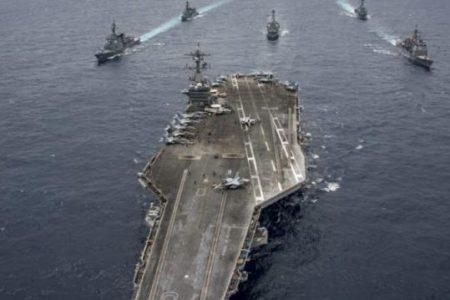 Αεροναυτική βάση–μαμούθ με υπερσύγχρονα αεροσκάφη και πλοία θέλουν οι Αμερικανοί στη Σούδα