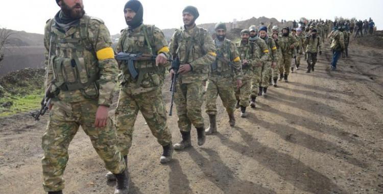 """Ισλαμιστές μαχητές από τη Συρία στον Καύκασο… το νέο τουρκικό """"δώρο"""" σε Ρωσία-Πούτιν."""