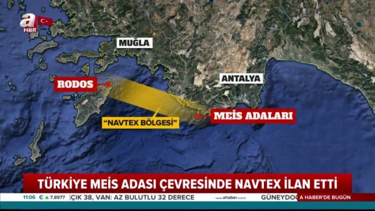 «ΠΡΟΠΑΓΑΝΔΑ» για Καστελλόριζο – ΑΝΑΦΛΕΞΗ από το πουθενά προκαλούν οι Τούρκοι, τι συνέβη χθες βράδυ (vid).