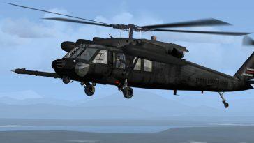 Συνετρίβη αμερικανικό ελικόπτερο στη Συρία – Κονβόι στρατιωτικών οχημάτων των ΗΠΑ περικύκλωσε το σημείο (upd)
