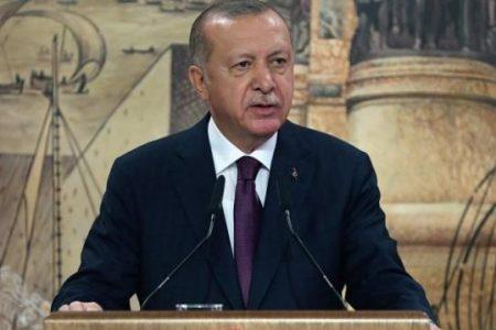 Ο Ερντογάν απειλεί και πάλι: Δεν είμαστε φιλοξενούμενοι στη Μεσόγειο, αλλά ιδιοκτήτες