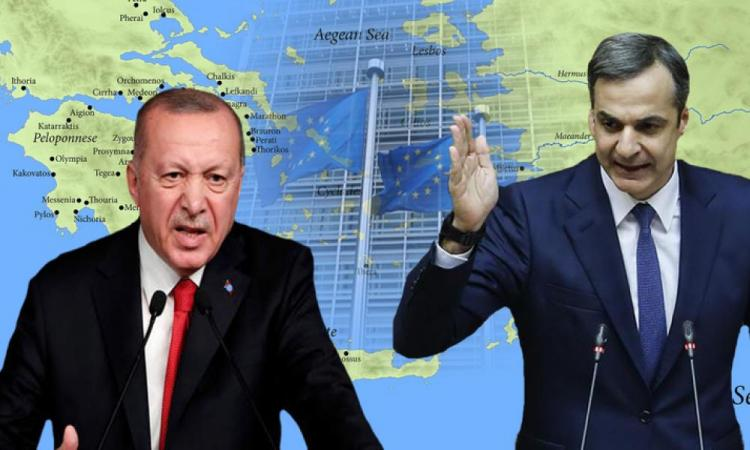 Η Άγκυρα ζητά να συζητηθεί η κυριαρχία ελληνικών νησιών στο Αιγαίο!