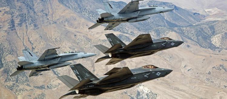 Μεγάλη διπλωματική & αμυντική εξέλιξη στη Μ.Ανατολή: «Ναι» στην πώληση F-35 & ΕΑ-18G Growler στα ΗΑΕ! – Ευκαιρία για ΠΑ