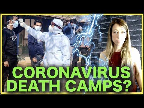 Τα στρατόπεδα COVID ενεργοποιούνται στην Αμερική! Περιμένετε μέχρι να δείτε τι ακολουθεί…