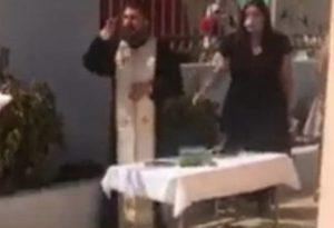 Κρήτη: Συνελήφθη ο ιερέας μετά το κήρυγμα για τις μάσκες