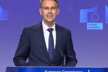 Κομισιόν: «Το Ευρωπαϊκό Συμβούλιο είναι αυτό που θα αποφασίσει αν θα επιβληθούν κυρώσεις ή όχι στην Τουρκία»