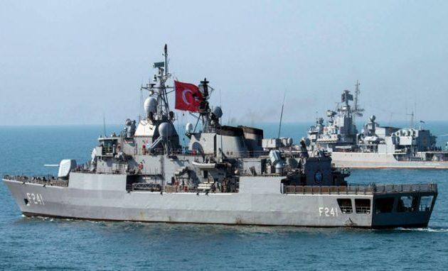Πολιορκία ελληνικών νησιών μέχρι να αποστρατικοποιηθούν και το «Ορούτς Ρέις» στο Καστελλόριζο.