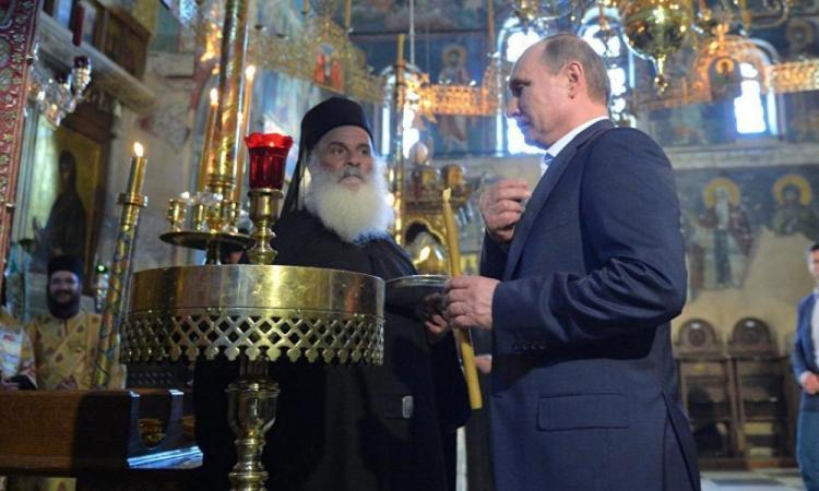 Προς επαναπροσέγγιση Αθήνας-Μόσχας: Έρχεται Ελλάδα ο Πούτιν.