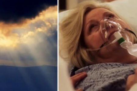 Ετοιμοθάνατη ξύπνησε από κώμα σοκάροντας τους γιατρούς! Όταν τους είπε ΑΥΤΑ που είδε ενώ «Κοιμόταν», τους Σηκώθηκε η Τρίχα! (Βίντεο).