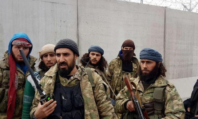 Χιλιάδες Σύροι τζιχαντιστές έτοιμοι να πολεμήσουν στη Θράκη για την Τουρκία.