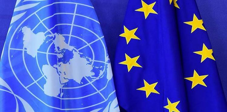 """Ο ΣΤΡΟΥΘΟΚΑΜΗΛΙΣΜΟΣ ΤΗΣ ΕΕ ΚΑΙ Η """"ΑΠΑΤΕΩΝΙΑ"""" ΤΟΥ ΟΗΕ"""