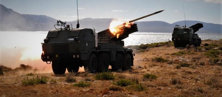 Τουρκικό τελεσίγραφο για απομάκρυνση ρουκετοβόλων RM-70 και Α/Κ πυροβόλων Μ109A3 από τα νησιά!
