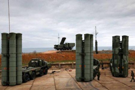 Ρωσικό δημοσίευμα : Απέτυχε η δοκιμή των S-400 από την Τουρκία.