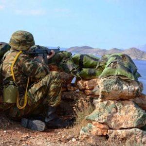 """Για πρώτη φορά στρατός και φυλάκια σε Γαύδο και Οθωνούς – Ενισχύονται σημεία-""""κλειδιά""""."""