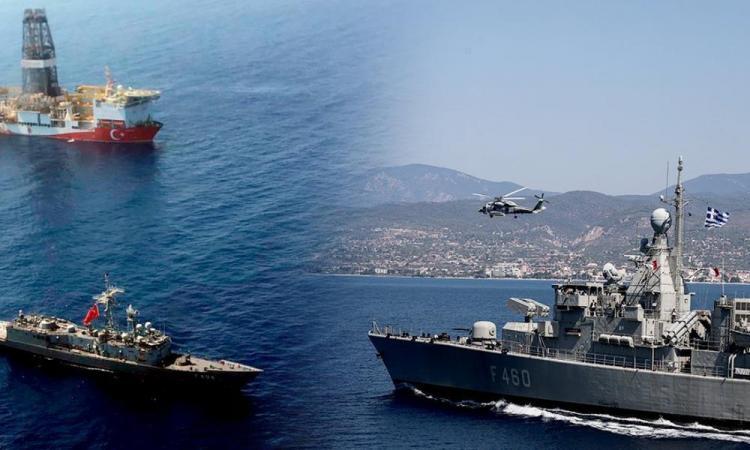 """Η Τουρκία ζητά αποστρατικοποίηση των νησιών – """"Μπαράζ"""" νέων NAVTEX."""