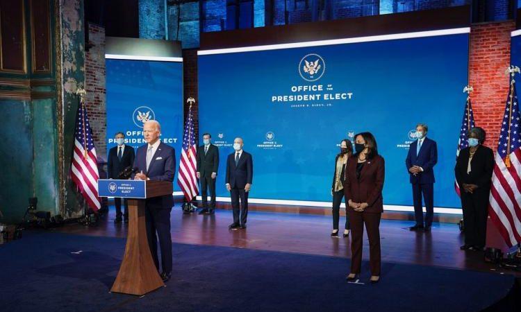 Οι ΗΠΑ επιστρέφουν: Τα συμφέροντα της Αμερικής του Μπάιντεν ταυτίζονται με αυτά της Ελλάδας και της Κύπρου.