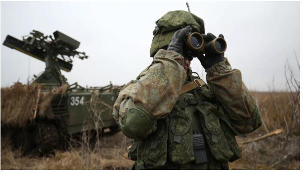 """""""Η τακτική της μάχης θα αλλάξει"""": Η Ρωσία έχει ένα νέο όπλο επίθεσης"""