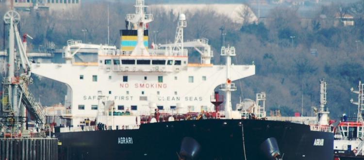 Χτυπήθηκε από θαλάσσια νάρκη πετρελαιοφόρο ελληνικής ιδιοκτησίας στην Ερυθρά Θάλασσα