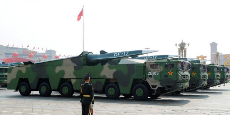 Κίνα: Αποκάλυψε τους πυραύλους «φονιάδες» των αμερικανικών αεροπλανοφόρων [pics]