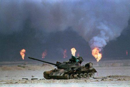 Στην Μέση Ανατολή ξεκίνησε το ΚΑΚΟ και στην Μέση Ανατολή – Μεσοποταμία – Περσικό κόλπο θα διακοπεί