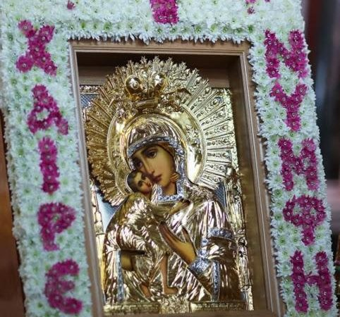 Η Παναγία μοναδικό κλειδί της ατομικής και πανανθρώπινης σωτηρίας