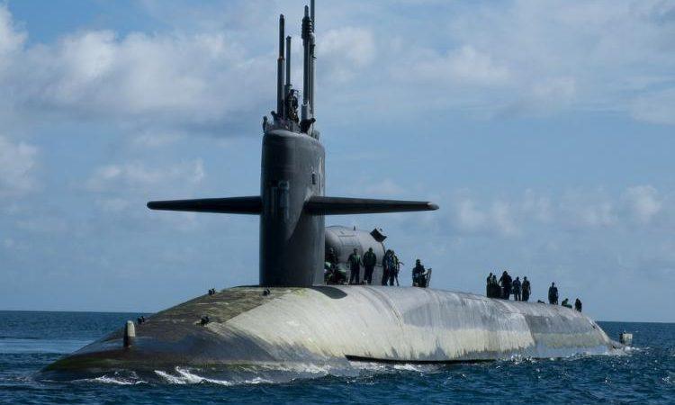 Μετά το Ισραηλινό υποβρύχιο και το Αμερικανικό πυρηνοκίνητο υποβρύχιο USS Georgia πέρασε το Σουέζ και κατευθύνεται στον Περσικό Κόλπο.Τι ετοιμάζουν στο Ιράν;