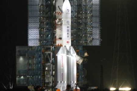 Ιστορική επιτυχία: Κινέζικο ρομποτικό σκάφος προσσεληνώθηκε (βίντεο)