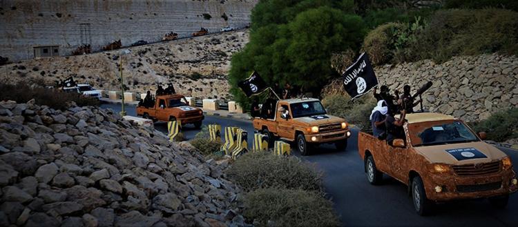 Ισλαμιστές αντάρτες της Λιβύης με τουρκική υποστήριξη έφτασαν στα σύνορα με Αίγυπτο – Βομβαρδίστηκαν από Rafale F.3
