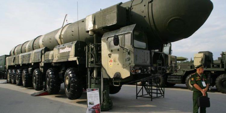Το «πάτησε» ο Πούτιν: Σε «κατάσταση επιφυλακής» θα τεθούν διηπειρωτικοί βαλλιστικοί πύραυλοι Yars.