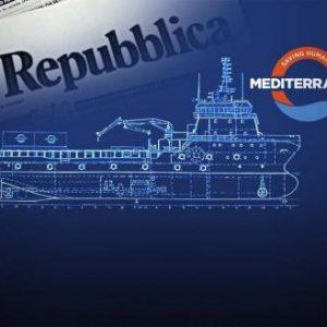 Ετοιμάζεται νέο κύμα εποικισμού – ΜΚΟ κατασκευάζει το μεγαλύτερο πλοίο μεταφοράς παρανόμων μεταναστών