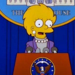 Λίζα και Καμάλα Χάρις – Μήπως οι Simpsons προέβλεψαν ξανά το μέλλον;