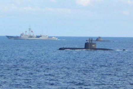 """""""Βράζει"""" η Μεσόγειος: Τεράστια παρουσία δυνάμεων – Τι είδους πόλεμος προετοιμάζεται στην περιοχή."""