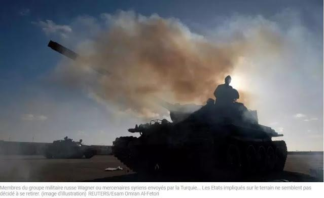 Λιβύη: Οι ξένες δυνάμεις που εμπλέκονται στη σύγκρουση δεν θέλουν να εγκαταλείψουν τη χώρα.