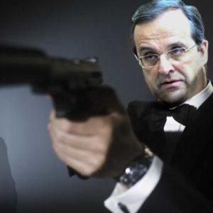 """ΑΝΤΩΝΗΣ ΣΑΜΑΡΑΣ – Ο """"ΕΚΤΕΛΕΣΤΗΣ"""" ΕΠΙΣΤΡΕΦΕΙ ΔΡΙΜΥΤΕΡΟΣ! Κατακόκκινες """"σφαίρες"""" για Τουρκία, Χάγη, Πρέσπες, Οικονομία!"""