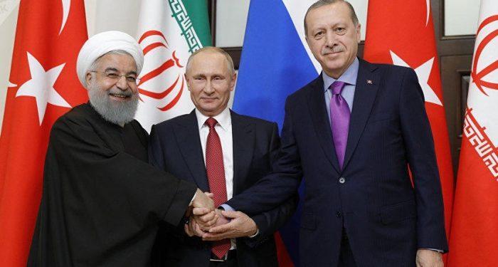 JP: Στόχος της Τουρκίας είναι να «διώξει» τις ΗΠΑ από τη Μέση Ανατολή.