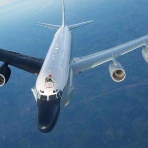 """Γιατί τα αεροσκάφη """"Cobra Ball"""" πετούν πάνω από το Des Moines και το Omaha;"""