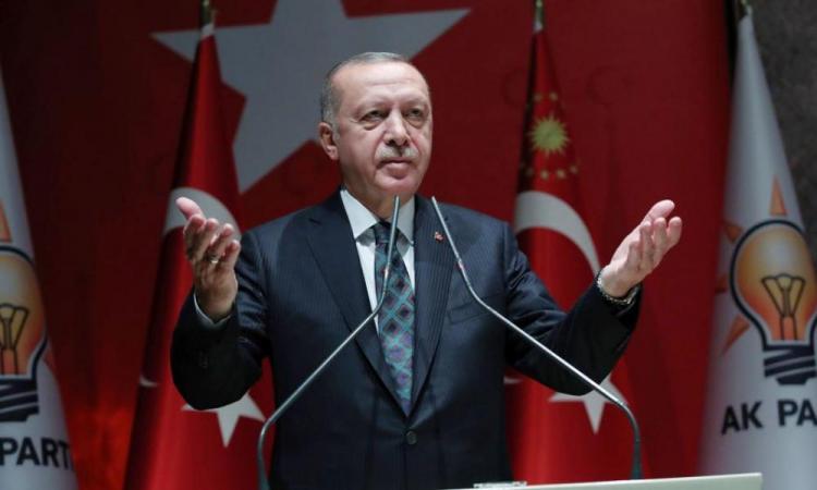 """Προειδοποίηση ΗΑΕ σε Ερντογάν: """"Σταμάτα να στηρίζεις την Μουσουλμανική Αδελφότητα""""."""