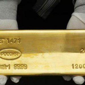 Η Μόσχα απαλλάσσεται από τα δολάρια της επενδύει σε χρυσό. Η Ρωσία προετοιμάζεται για το μέλλον